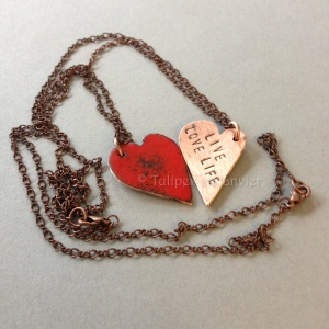 2 hearts WM